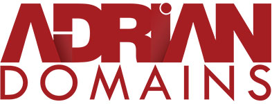 Adrian Domains Logo