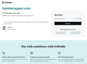 GoDaddy to introduce Buy Now lander for aftermarket domains