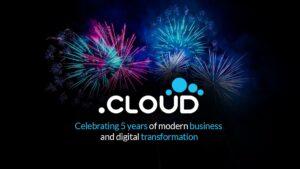 .Cloud turns 5, releases premium domain data