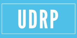 UDRP works